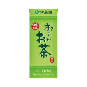 伊藤園 おーいお茶 250ml(紙パック) 24本