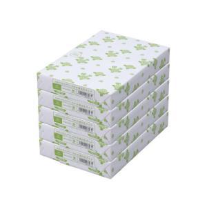 カウネット コピー用紙 マルチ高白色A4 1冊(500枚)×5 kaumall