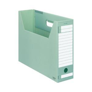 コクヨ ファイルボックス Dタイプ B4横 緑|kaumall