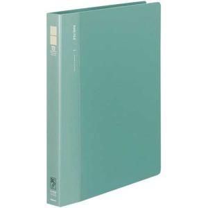 コクヨ 30穴リングファイル緑A4縦背幅33mm|kaumall