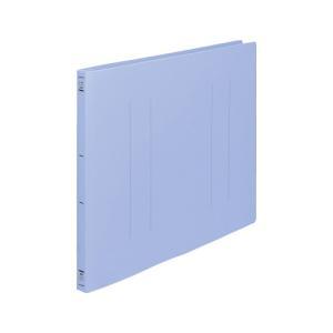 コクヨ フラットファイル<PP> A3横 青|kaumall