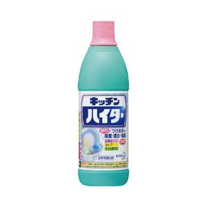 花王 キッチンハイター レギュラー 600ml