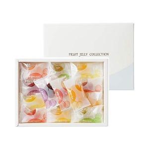 【ご自宅用】彩果の宝石 フルーツゼリーコレクション1箱(15種類25個入り)さいかの宝石 さいかのほ...