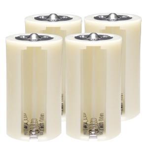 単3形電池を1本〜3本入れることが可能です。エネループや充電池にも対応。 3本入れると電池が長持ちし...