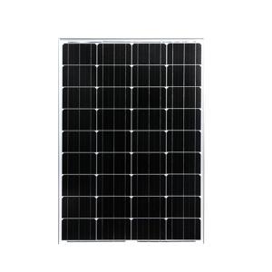 太陽光 パネル ソーラーパネル 太陽 発電  単結晶 100W|kausmedia|02
