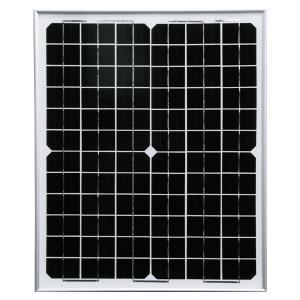 太陽光 パネル ソーラーパネル 太陽 発電 単結晶 36V 20W|kausmedia|02