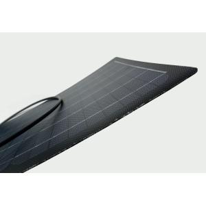 薄型 軽量 セミフレキシブル 20W単結晶ソーラーパネル|kausmedia|04