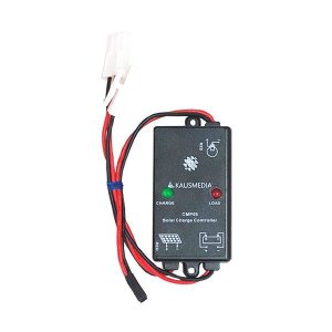 ソーラーチャージコントローラー5A カウスメディアケーブルセット用 kausmedia