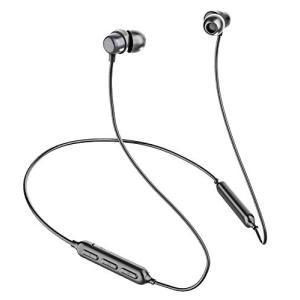 令和最新版 Bluetooth 5.0 IPX7完全防水Bluetooth イヤホン スポーツワイヤレスイヤホン 10時間連続再生 マグネッ|kavutens