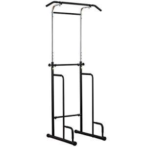 ALINCO(アルインコ) 懸垂マシン 頑丈肉厚メタルパイプ仕様 高さ202-222cm FA900A チンニングスタンド ぶら下がり健康器|kavutens
