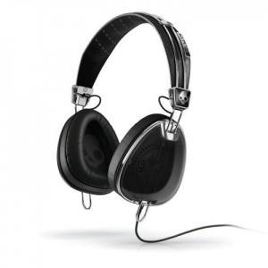 Skullcandy Aviator 2.0 Over-Ear Headphones with Mic - Black|kavutens