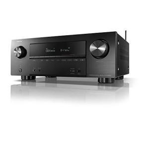 デノン Denon AVR-X2600 AVサラウンドレシーバー 7.2ch Dolby Atmos...