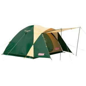 コールマン(Coleman) テント BCクロスドーム 270 グリーン 4〜5人用 2000017132|kavutens