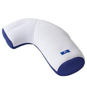 西川(Nishikawa) 眠りの専門医がすすめる ケア 枕 ホワイト 31X58cm 洗える 横寝 いびき 幅広い寝方に対応 スリープクリ|kavutens