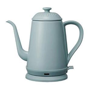 BRUNO ブルーノ ポット ケトル 湯沸かし器 1リットル お茶 おしゃれ ブルー BOE072-BL|kavutens