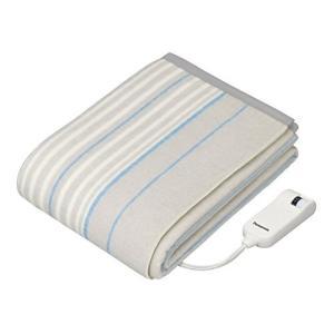 パナソニック 電気かけしき毛布 シングル Mサイズ ライトグレー RP1M-H|kavutens
