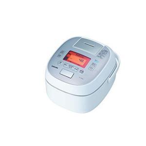 東芝 真空圧力IHジャー炊飯器(5.5合炊き) グランホワイトTOSHIBA 圧力+真空 合わせ炊き RC-10VSM-W|kavutens