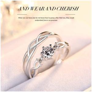 指輪 リング ダブルリング カップルリング 結婚指輪 婚約指...