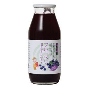 ブルーベリージュース果汁40% 180ml|kawaba