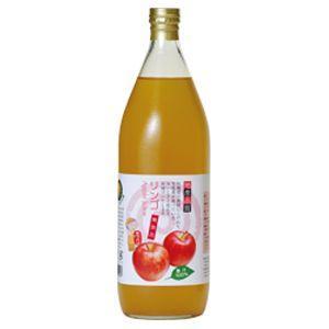 すりおろしりんごジュース 1000ml|kawaba