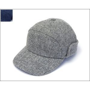 アウトレットセール  ポーランドKASZKIET カシュケット ハリスツイードキャップ 大きいサイズの帽子アリ