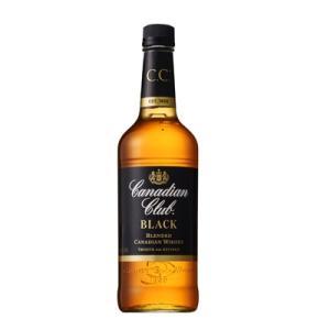 カナディアン クラブ ブラック 700ml 40度 正規