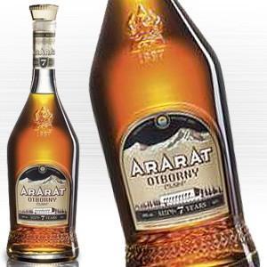 アルメニアブランデー アララット 7年 オトボルヌイ 500ml 40度 正規