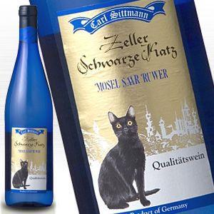 ツェラー シュバルツカッツ ドイツ産 白ワイン 750ml|kawachi