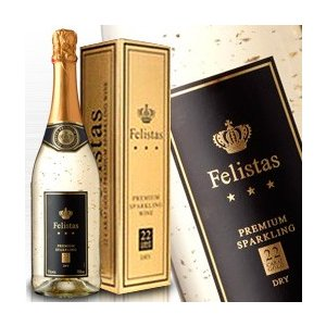 フェリスタス スパークリングワイン 750ml 正規 箱付