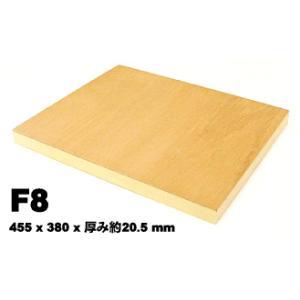 木製 ベニヤパネル F8 水張り ファブリックアート|kawachigazai