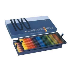 ホルベイン アーチスト油性色鉛筆 100色(基本色)紙箱|kawachigazai