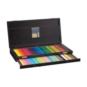 ホルベイン アーチスト油性色鉛筆 100色(基本色)木箱|kawachigazai
