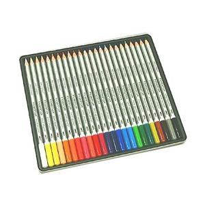 ステッドラー カラト125 水彩色鉛筆 24色|kawachigazai