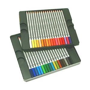 ステッドラー カラト125 水彩色鉛筆 36色|kawachigazai