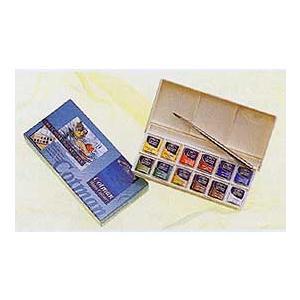 W&N (ウィンザー&ニュートン) コットマン ハーフパン12色スケッチャーズ ポケットボックス|kawachigazai