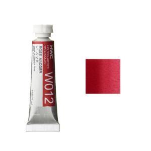 ホルベイン HWC 透明水彩絵具 2号(5ml) A 赤系 ローズマダー|kawachigazai