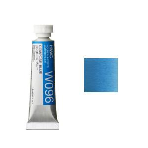 ホルベイン HWC 透明水彩絵具 2号(5ml) A 青系 コンポ−ズブルー|kawachigazai