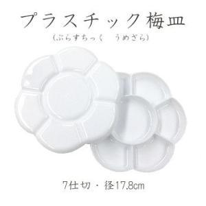ホルベイン プラスチック梅皿フタ付き 水彩画 アクリル画|kawachigazai