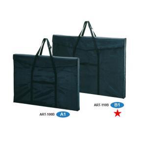 セキセイ アルタートバッグ(黒) B1サイズ ART-110B  大型送料見積り商品|kawachigazai
