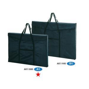 セキセイ アルタートバッグ(黒) A1サイズ ART-100B|kawachigazai