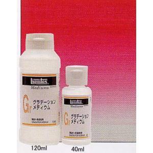 リキテックス グラデーションメディウム 120ml 遅乾性|kawachigazai