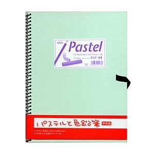 スケッチブック ホルベイン パステルブック PAP-F4|kawachigazai