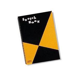 スケッチブック マルマン  図案シリーズブック B4 S120(長辺とじ)|kawachigazai