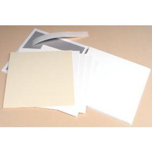 白い本 ミューズ白い絵本 製作キット YP−H−SQ25(25cm角)|kawachigazai