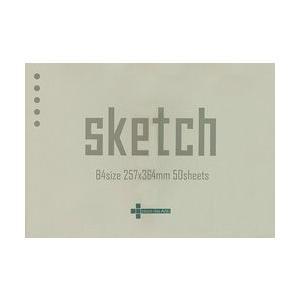 スケッチブック カワチ オリジナルブック sketch・B4サイズ|kawachigazai
