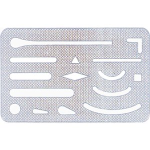 ステッドラー メッシュ字消し板 929 50|kawachigazai