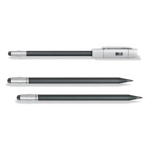ステッドラー The Pencil(キャップ+タッチペン付き鉛筆3本) タッチパネル対応|kawachigazai