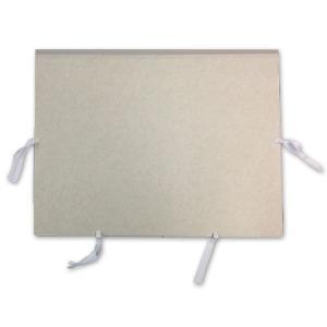 フェザーカルトン 木炭判(680x535mm) グレー 画板 kawachigazai
