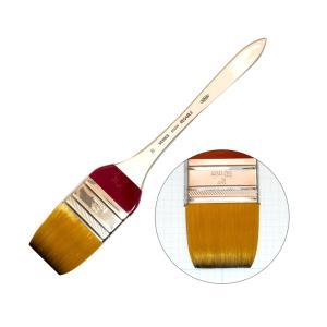 ホルベイン リセーブル画筆(油彩・アクリル用) 600W No.20 平刷毛 幅広|kawachigazai