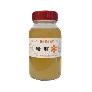 絵膠(えにかわ) (大) 140cc 日本画|kawachigazai